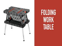Keter Folding Bench Folding Work Table At Menards