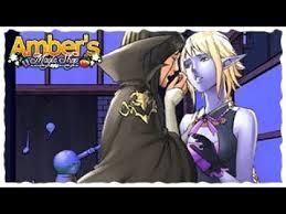 gender bender light novel amber s magic shop bernard light ending visual novel english