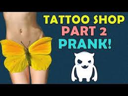 tattoo prank app view character tyrone