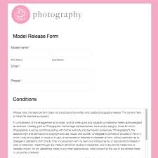 Photography Order Form Template Excel Photography Forms Templates Formstack