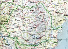 baia mare map ploiesti map and ploiesti satellite image
