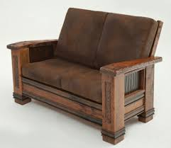 rustic sofas and loveseats refined rustic loveseat 1 urdezign lugar