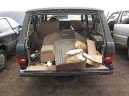 old land rover discovery interior junkyard find 1995 range rover the truth about cars