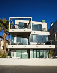 32 modern home designs photo gallery exhibiting design talent concrete tower home 3 story heavily windowed contemporary home with multiple decks
