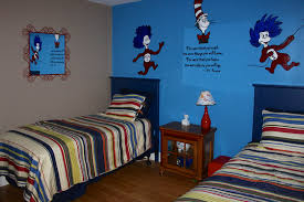 Dr Seuss Kids Room by Kids Dr Seuss Room On A Budget The Holzmanns