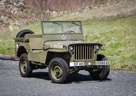 ww2 jeep 1944 willys mb auction photo gallery autoblog