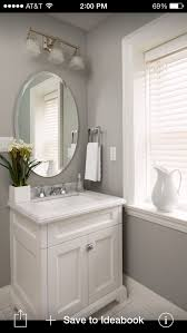 Bathroom Ideas Grey And White Colors 25 Best White Vanity Bathroom Ideas On Pinterest White Bathroom