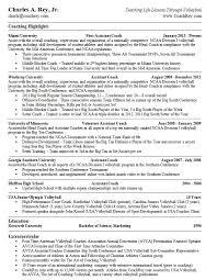 Soccer Resume Samples by Download Resume Coach Haadyaooverbayresort Com