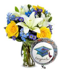 graduation bouquet balloon at from you flowers