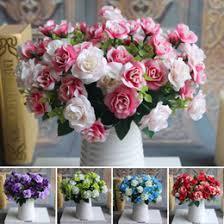 discount spring artificial flower arrangements 2017 spring