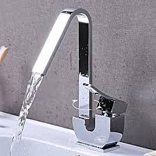 single hole bathroom sink faucet unique design chrome finish single hole bathroom sink faucets
