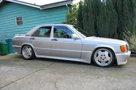 mercedes 190e amg for sale 1989 mercedes 190e 2 5 16 german cars for sale