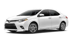 toyota corolla for rent rental fleet and rates expressway toyota