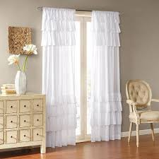 Black Out Curtain Panels White Ruffle Blackout Curtains Scalisi Architects