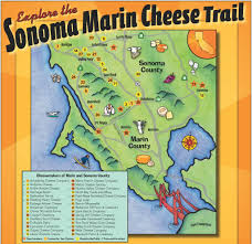 Sonoma Winery Map Napa Sonoma Cuisine Culinary Tours Wine Country Restaurants
