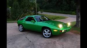 porsche 928 interior restoration marvin walk around my sons u0027 1980 porsche 928 refresh youtube