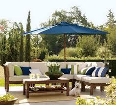 Patio Furniture Umbrella Patio Tables With Umbrellas Darcylea Design