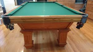 8 u0027 used sterling pool table by vitalie billiards u2013 chesapeake