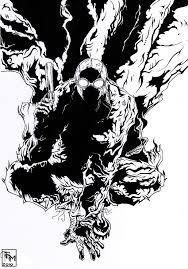 spider man noir black u0027 white marcofontanili deviantart