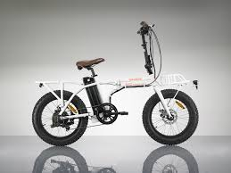 bmw folding bicycle the radmini is the first and only electric folding fat bike with