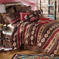 Lone Star Home Decor by Bedding Southwestern Comforter Sets Rustic Bedding Regarding