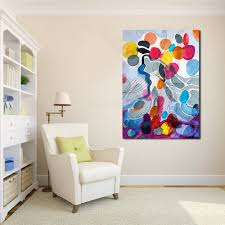 online buy wholesale red blue yellow painting from china red blue