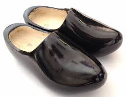 black wooden shoes wooden shoes in black wooden clogs the