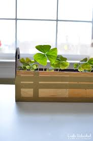 Diy Planter Box by Diy Planter Box Tutorial Wood Plaid Tape