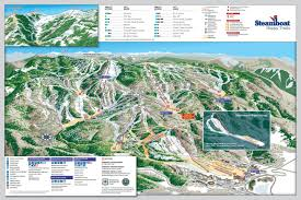 Map Of Colorado Ski Areas by Snocountry Snow Reports Colorado Steamboat