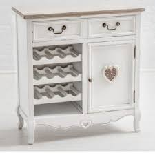 white wine rack cabinet heart white wooden wine rack cabinet interior flair