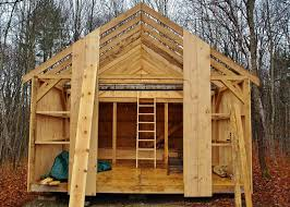 Post And Beam Barn Kit Prices 16x20 Barn Jamaica Cottage Shop