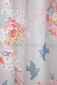 Salmon Colored Shower Curtain Best 25 Peach Curtains Ideas On Pinterest Kids Bathroom Paint