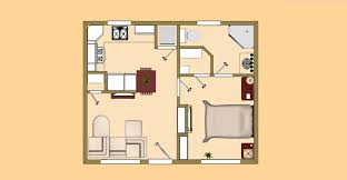 the floor plan of our 480 sq ft shoe box 2 opulent ideas 400 500