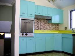vintage metal kitchen cabinets for sale kitchen interesting ann recreates the look vintage metal kitchen
