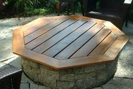 fire table cover rectangle fire pit cover staround me