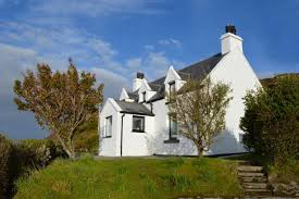 claigan view isle of skye holiday cottage rental
