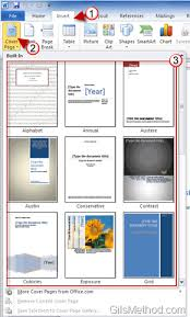 templates en word 2007 impress your boss with amazing cover pages in word 2010