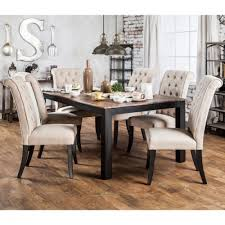 Two Tone Dining Room Sets Two Tone Dining Table