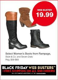womens boots at macys macy s s boots for 19 99 saving with shellie