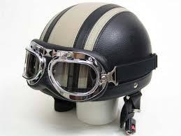 Helm Catok test ride singkat vespa gts 150