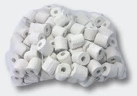 ceramic rings images Bio ceramic rings 500 gm filter media aquadunia jpg
