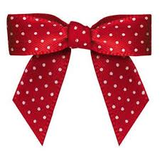 pre bows 600pcs polka dot pink satin pre ribbon bows for cello