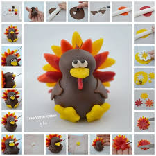 105 best give thanks images on turkey cake biscuits