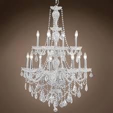 12 light chandelier lourdes 12 light chandelier ballard designs home ceiling lights chandeliers