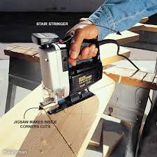 How To Cut Laminate Flooring With A Jigsaw Jigsaw Tips And Essentials Family Handyman
