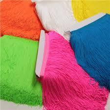 aliexpress buy 1yard lot 20cm width polyester tassel