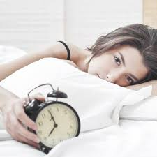 pixwords the image with clock woman bed alarm pavalache stelian