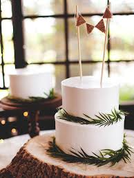 banner cake topper 15 awesome diy wedding cake topper ideas