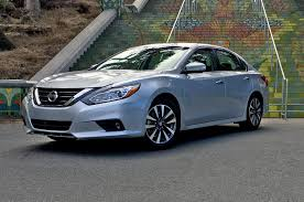 nissan altima android auto 2017 nissan altima 2 5 sv first test still a worthy player