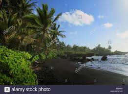 Black Sand Beaches by Black Sand Beach Hawaii Stock Photos U0026 Black Sand Beach Hawaii